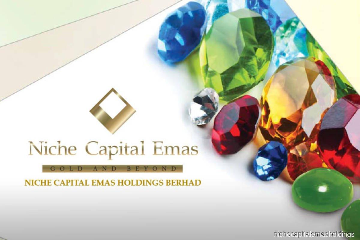 兴业零售研究:Niche Capital Emas料从横盘中反弹
